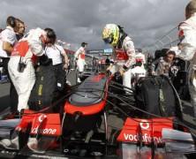 McLaren poszuka tempa z nowymi częsciami