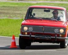 Button za kierownicą Łady 1500