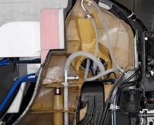 Budowa jednostki napędowej Renault RS27 – system paliwowy