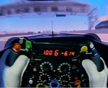 Bild: Kubica testuje w symulatorze Mercedesa od kilku tygodni
