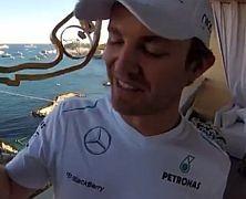 Rosberg o swoim zwycięstwie z Monako