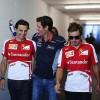Co kryje się za spotkaniem menadżera Alonso z Christanem Hornerem?