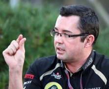 Eric Boullier dyrektorem wyścigowym McLarena