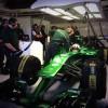 Samochody spędzą masę czasu w garażach w FP3?