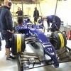 Williams FW36 w całej okazałości