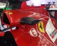 Ferrari sprawdzi elementy nowej konstrukcji