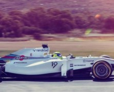 Williams w kolorach Martini