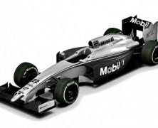 McLaren rozpocznie sezon w nowych barwach