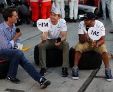 Spotkanie kierowców Mercedesa, którego nie było?