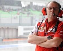 Stefano Domenicali nie jest już szefem zespołu Ferrari