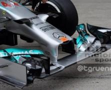 Mercedes z nowym, krótszym nosem w Chinach