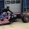 Verstappen rozpoczął przygotowania do debiutu