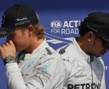 Rosberg ukarany sześciocyfrową sumą