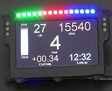 Zespoły bez paneli LCD w bolidach mają problem