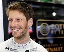 Grosjean oficjalnie z Lotusem w sezonie 2015