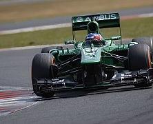 Will Stevens uzupełnił skład kierowców Caterhama