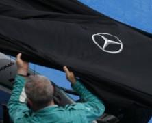 Prezentacja bolidu Mercedesa w Jerez
