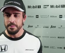 Czarno-biały McLaren