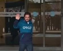 Fernando Alonso opuścił szpital