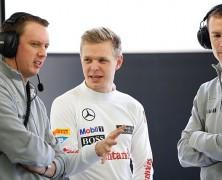 Magnussen zastąpi Alonso
