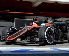 McLaren powalczy o prywatną sesję testową?
