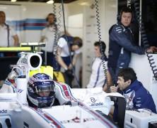 Williams wykonał pewne zmiany w bolidzie Bottasa