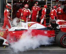 Palący problem… Ferrari?