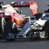 Mercedes zużył dwa żetony poprawiając układ paliwa