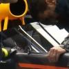 Pierwsze zdjęcia systemu ochrony głowy kierowcy Red Bulla