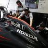 Honda zużyła siedem żetonów, aby poprawić jednostkę napędową