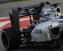 Co Williams testował w Barcelonie?