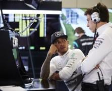 Hamilton rozpocznie drugą część sezonu od kary