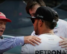 Wolff i Lauda zostają z Mercedesem do 2020 roku