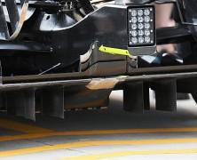 Dyfuzor będzie kluczowym elementem przyszłorocznej konstrukcji Mercedesa?