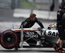 Wehrlein o fotelu w Force India: Coś się wydarzyło w czasie testów