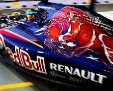 Nazwa silnika w bolidzie Toro Rosso na sprzedaż
