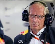 Red Bull znowu grozi
