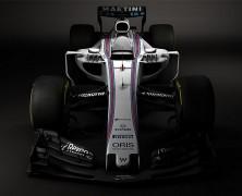 Williams pokazał FW40
