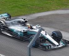 Mercedes pokazał W08