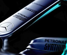 Oficjalna prezentacja Mercedesa W08