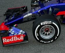 Analiza techniczna Toro Rosso STR12