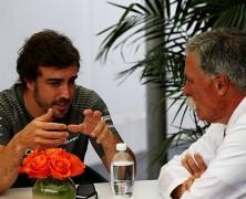 Alonso zasługuje na konkurencyjny samochód choćby na jeden sezon
