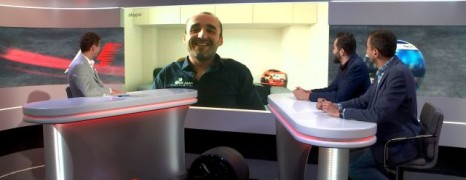 Kubica: I have a plan in my head