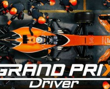 Recenzja serialu GRAND PRIX Driver