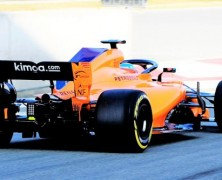 Be brave czyli McLaren MCL33