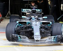 Mercedes W09 – kolejna mistrzowska konstrukcja?